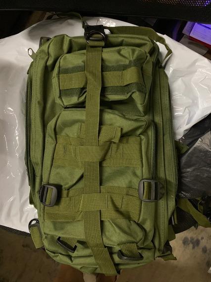 Kit19 Mochila Tática Militar Assalt Prof 3d Divisories