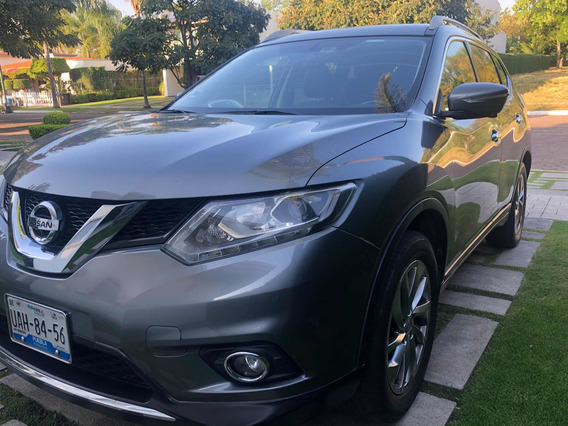 Nissan X-trail 2.5 Exclusive 2 Row Cvt 2016