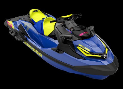 Sea Doo Wake 230 Hp 3 Lugares Jet Ski