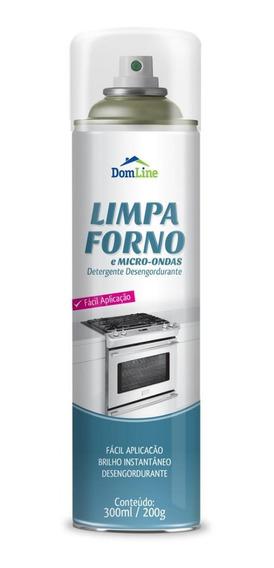 Limpa Forno Desengordurante Domline - 210014
