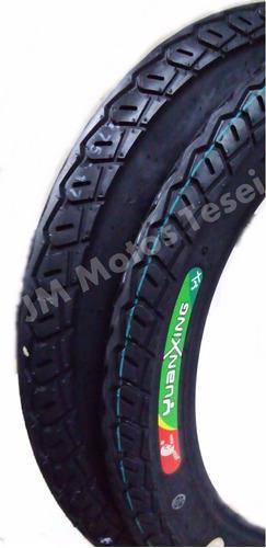 Juego De Cubiertas 250 Y 275/17 Para 110cc Jm Motos