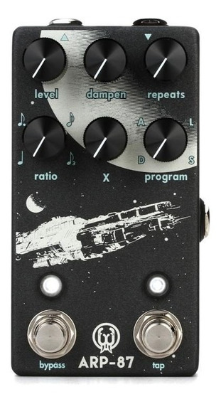 Pedal Arp-87 Multi-function Delay Walrus Audio