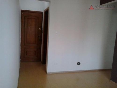 Apartamento Com 2 Dormitórios À Venda, 56 M² Por R$ 240.000,00 - Rudge Ramos - São Bernardo Do Campo/sp - Ap0957