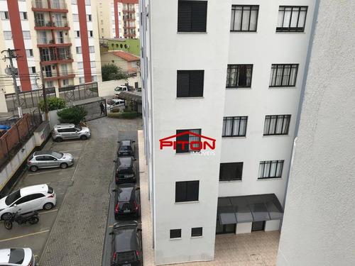 Apartamento Com 2 Dormitórios À Venda, 50 M² Por R$ 235.000,00 - Vila Araguaia - São Paulo/sp - Ap2245