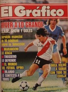 El Grafico 3451 River Plate 6 Temperley 0 8 Paginas