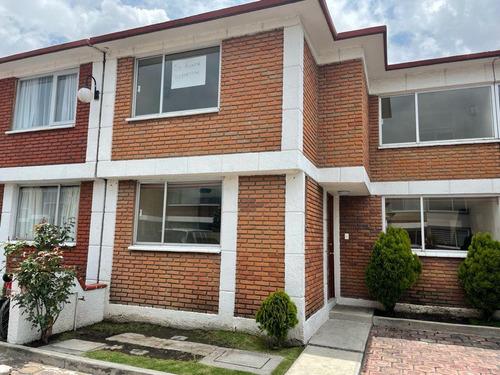 Imagen 1 de 30 de Casa En Condominio - Renta De Casa En Villas San Agustín Metepec Estado De México $9,000