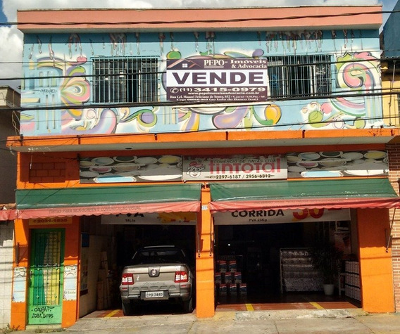Comércio Para Venda Por R$950.000,00 Com 600m² - Itaquera, São Paulo / Sp - Bdi13762