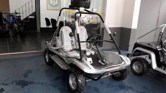 Mini Buggy Fapinha Gt Off Road C/ Estepe Partida Elétrica