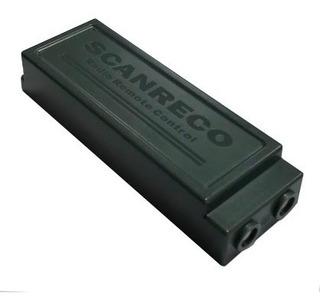 Batería Scanreco Tipo 592, 7.2v, 2000mah, Nueva Y Sin Uso.
