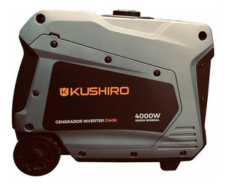 Grupo Electrógeno Generador Inverter 4000w Monofásico   Kushiro Gi40k