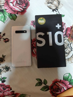Celular Samsung Galaxy S10 Plus 128 Gb 8gb Ram Sem Detalhes