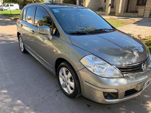 Nissan Tiida 1.8 Tekna 2014