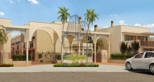 Casa Em Condominio - Canudos - Ref: 18984 - V-717060