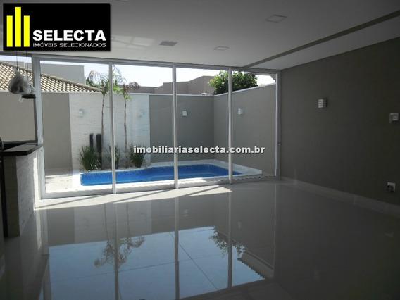 Casa Condomínio 3 Quartos Para Venda No Condomínio Damha V Em São José Do Rio Preto - Sp - Ccd3890