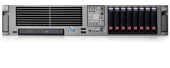 Servidor Hp G5 Quadcore 16gb