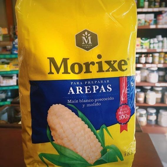 Harina Morixe Trigo Arepa X Kilo Oferta Tequeños Tipo Pan