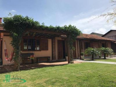Casa Com 3 Dormitórios Para Alugar Por R$ 3.300/mês - Campeche - Florianópolis/sc - Ca1291