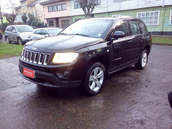 Jeep Compass 2.4 Auto 4wd