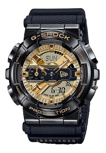 Reloj Casio G-shock Edición Especial New Era Gm-110ne-1