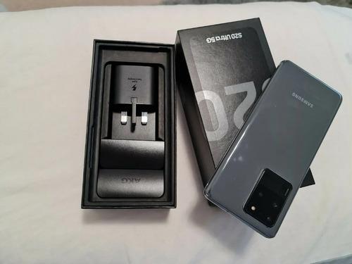 Imagen 1 de 1 de Samsung Galaxy S20 Ultra 5g-128gb -cosmic Grey (desbloqueado