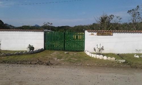 Chácara Com 2000 M², Em Itanhaém/sp 3948-pc