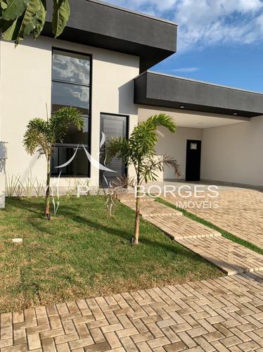 Casa À Venda Em Condomínio Portinari - Ca001326