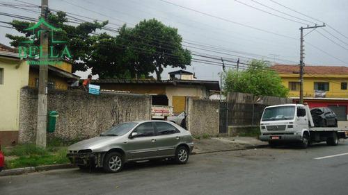 Terreno Comercial Para Locação, Vila Anastácio, São Paulo. - Te0052