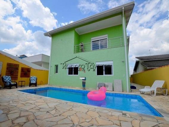 Casa Em Condomínio Fechado Em Vargem Grande Paulista / 2089