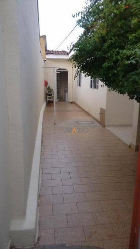 Imagem 1 de 18 de Casa Com 2 Dormitórios À Venda, 100 M² Por R$ 195.000,00 - Consolação - Rio Claro/sp - Ca0235