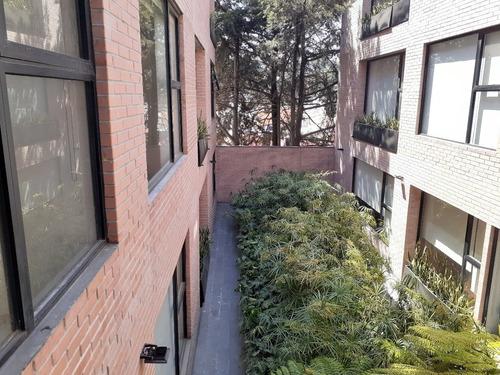 Imagen 1 de 21 de Departamento En Renta En Cuajimalpa Semi-amueblado, Electrod