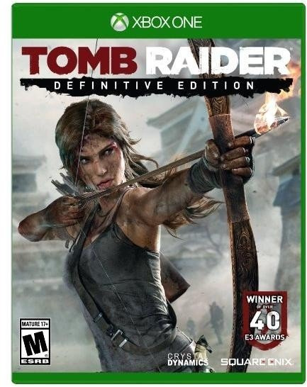 Tomb Raider Definite Edition