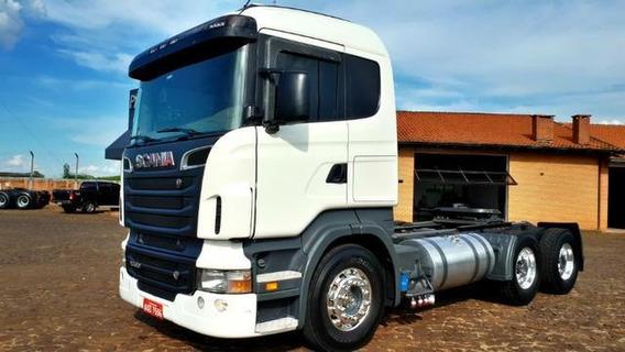Scania R500 V8 6x4 (entradas A Partir De:r$ 3.000,00)