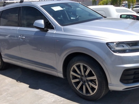 Audi Q7 3.0 Tfsi 333 Hp Select At 2016