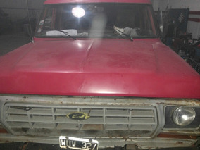 Ford F100 / Motor 188 1980