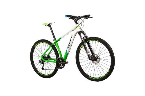 Bicicleta Mountain Bike Teknial Tarpan 400 Er Rodado 29