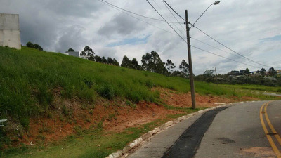 Terreno Para Venda Real Park, Arujá - Sp