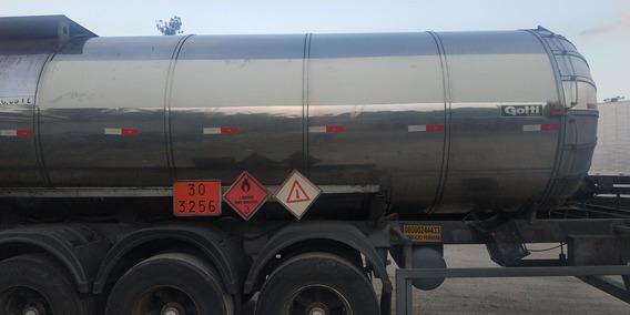 Scania 113 320 Com Carreta Termica