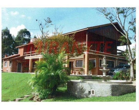Chácara Em Centro - Atibaia, Sp - 331605