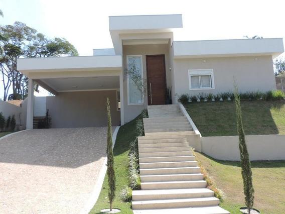 Casa Com 4 Dormitórios À Venda, 320 M² Por R$ 1.650.000 - Condomínio Villa Lombarda - Valinhos/sp - Ca2245