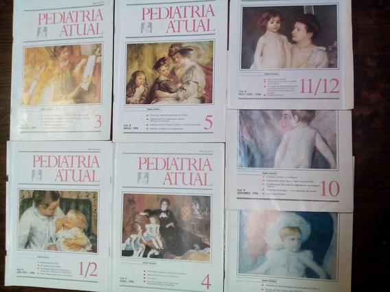 Revista Pediatria Atual 5 Reais Cada