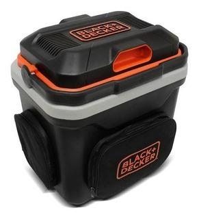 Geladeira Para Veiculo Cooler 12v 24l Bdc24l Black & Decker