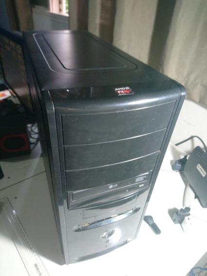 Pc Gamer - Amd - Gtx 760 - Watercooler - 12gb Ram
