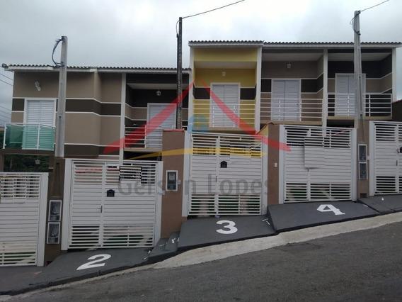 Sobrado Para Venda Em Franco Da Rocha, Jardim Progresso, 2 Dormitórios, 1 Banheiro, 1 Vaga - So0014_1-1450687