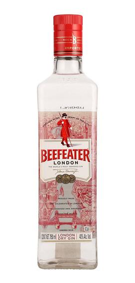 Ginebra Beefeater Dry 750 Ml