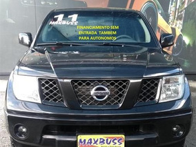 Nissan Frontier 2.5 Xe 4x4 Cd Turbo Eletronic Diesel 4p Manu