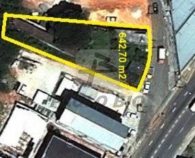 Terreno Comercial - Jardim Bom Recanto - Ref: 438 - V-438