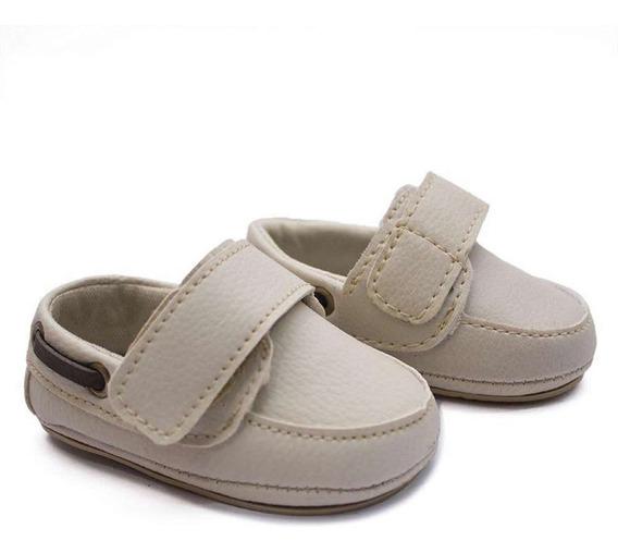 Sapato Infantil Bebê Menino Baby Way Lançamento