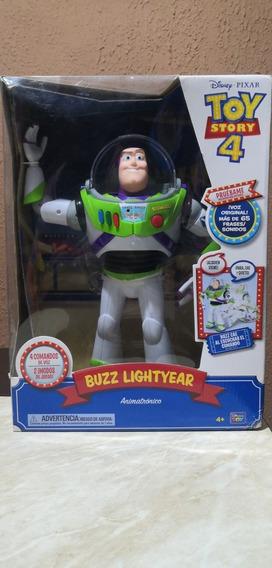 Buzz Lightyear Animatronico Original Y Nuevo