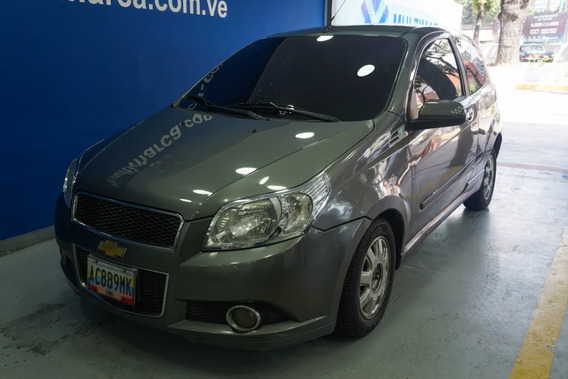 Chevrolet Aveo Lt Multimarca