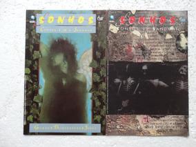Sonhos Contos De Sandman Nºs 1 E 2! Devir 1994!